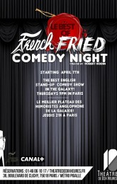 Le Best-Of French Fried Comedy Night