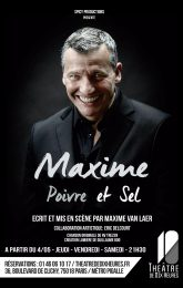 Maxime - Poivre Et Sel