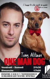 One Man Dog - Tony Atlaoui
