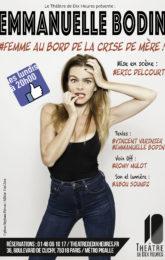 Emmanuelle Bodin #femme au bord de la crise de mère